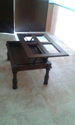 mesa madera buena