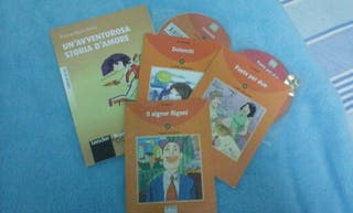 Libros de lectura de italiano