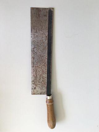 Serrucho de carpintero