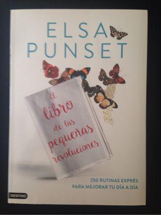 """Elsa Punset """"El libro de las pequeñas Revolucione"""