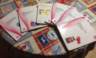 Libros fp grado medio 1 y 2 de farmacia