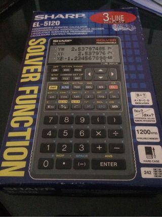Calculadora cientifica grafica