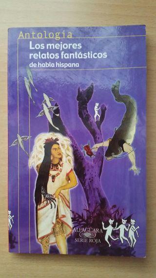 Libro lectura Alfaguara