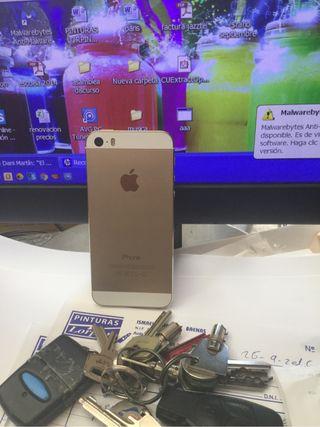 Venta Iphone 5s Dorado 16gh