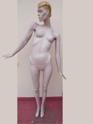 Maniquí de mujer