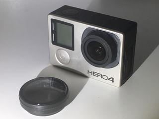 GOPRO. FILTRO PARA HERO 3 4 y SJ5000 NEUTRO DRONE