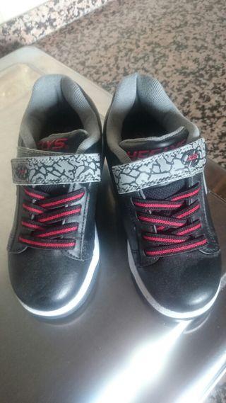 Heelys zapatillas ruedas