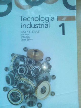 Llibre Tecnologia Ind. Mcgraw Hill ( 1er bat) I
