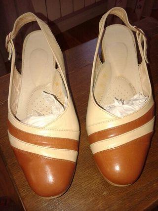 Segunda La Tacón Para En Mano Provincia Zapatos De Ancho Mujer A6SnwxUq
