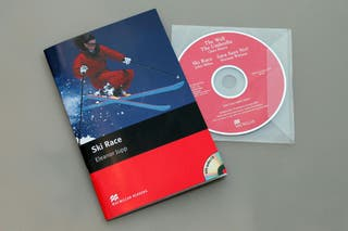 Ski Race (libro+CD en inglés)