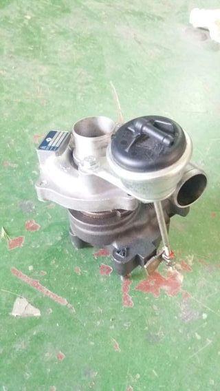Turbo renault megane 2