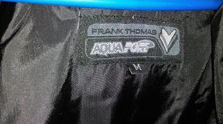Traje cordura de moto Frank Tomas