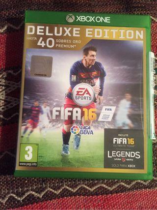 FIFA 17 y FIFA 16 para Xbox One