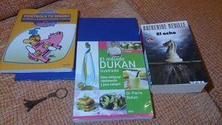 Lote 3 libros.