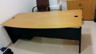 Mesa de escritorio 1.97 por 0.87 metros