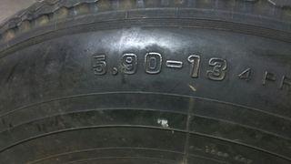 Neumático clásico camac 5.90-13 BC110