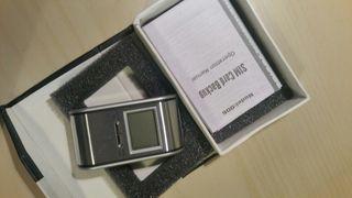 Copiador de tarjetas SIM nuevo y libre