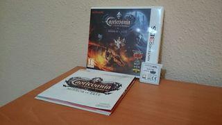 Castlevania mirror of Fate nintendo 3ds