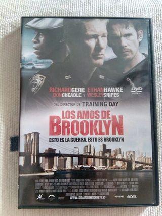 Los amos de brooklyn dvd