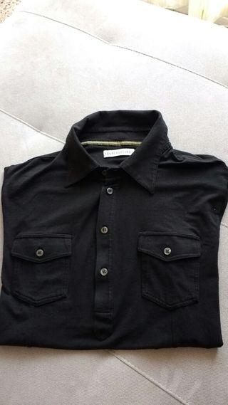 Camiseta TRUSSARDI t-shirt black polo