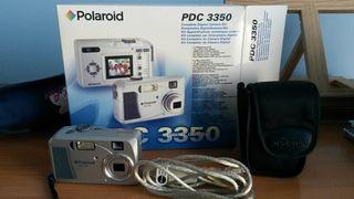 Camara de fotos polaroid PDC 3350
