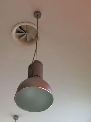 Foco de diseño, Luz de techo.