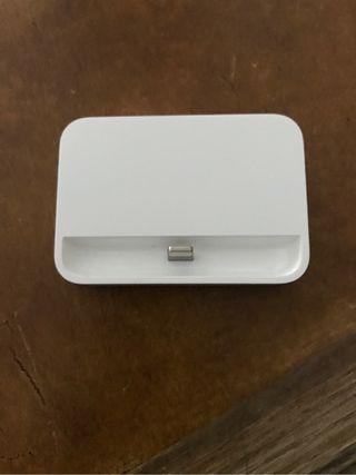 Base Dock Lightning iPhone - Blanca