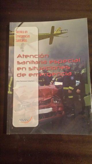 Libro del ciclo formativo de Emergencias sanitarias
