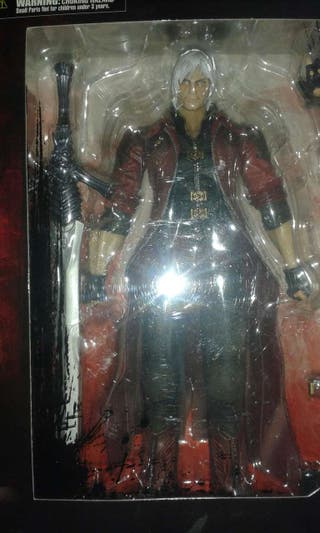 figura devil may cry dante play arts