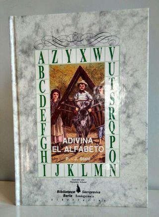 Adivina el Alfabeto, libro de Adivinanzas