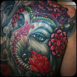 Tatuajes Artístico - Custom