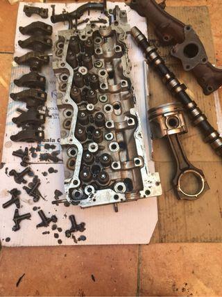 Mazda 5 culata y otras piezas