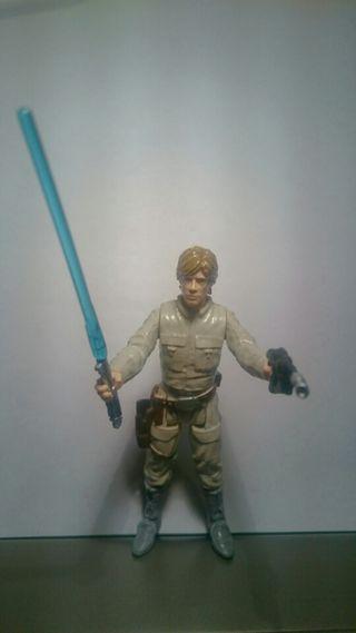 Luke Skywalker Figura Hasbro de Star Wars