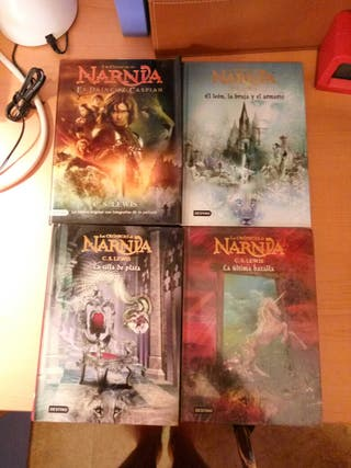 Libros de las cronicas de narnia