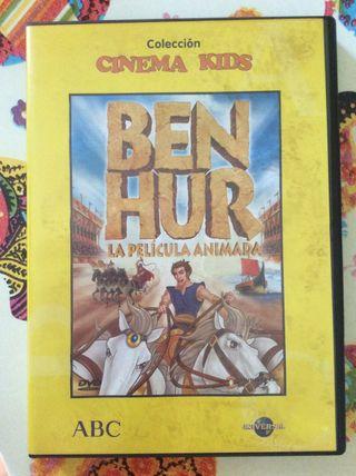 BEN-HUR La pelicula Animada Dvd
