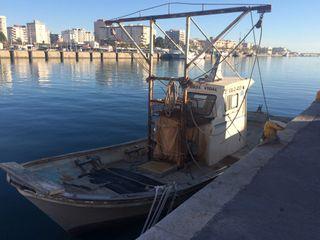 Vendo barca de trasmallo