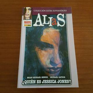 ALIAS Tomo 1