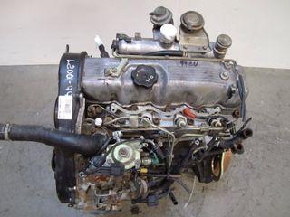 Despiece motor Mitsubishi 4d56