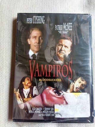 Vampiros dvd