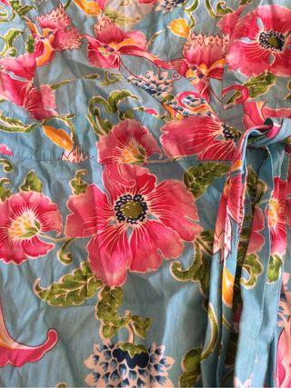 Vestido Kimono
