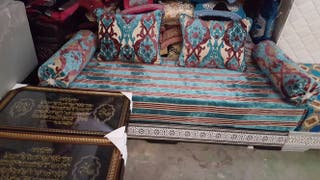 Salon árabe completo
