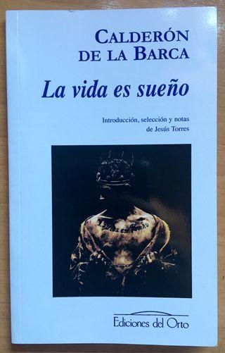 La vida es sueño, de Calderón de la Barca