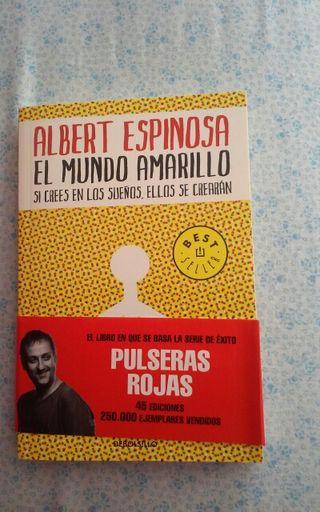 Libro El mundo amarillo - Albert Espinosa
