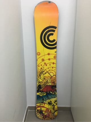 Tabla Snowboard Burton Custom 1,58cm