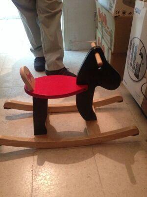 Se vende balancin de madera