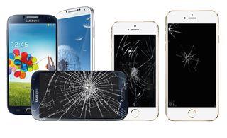 Reparación express de smartphone y tablet