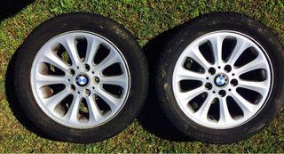 2 Ruedas BMW serie 3