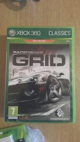 Juegos Xbox 360 seminuevos.