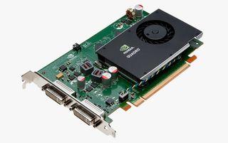 Tarjeta de vídeo dual Nvidia Quadro FX 380