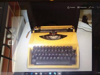 Maquina de escribir sahara